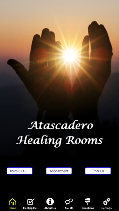 Atascadero Healing Rooms screenshot 1