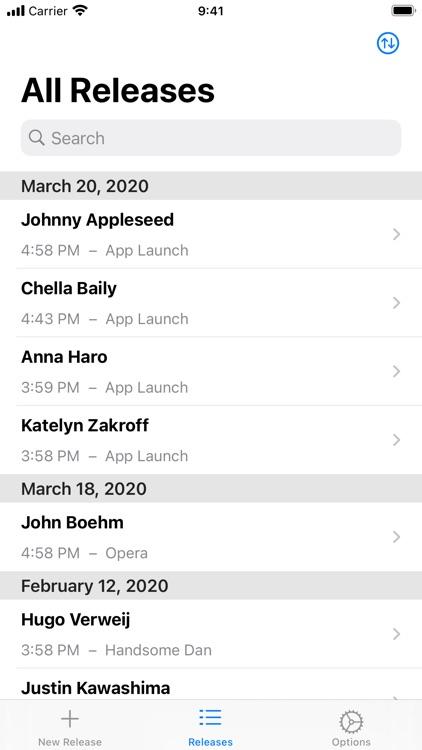 Snap & Release screenshot-0