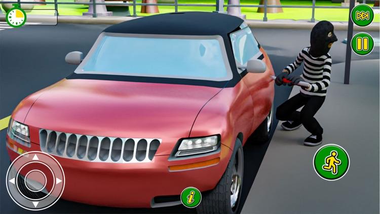 Thief Robbery Sneak Games screenshot-3