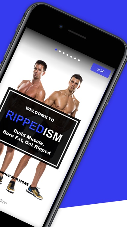 XFA Fitness - Rippedism