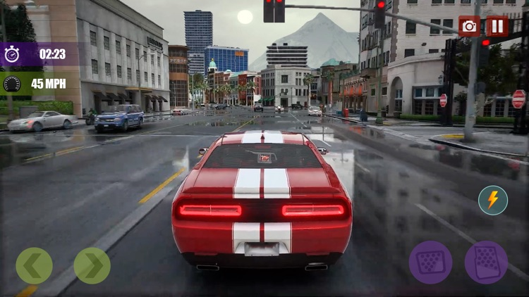 Car Driving 2022 Traffic Racer