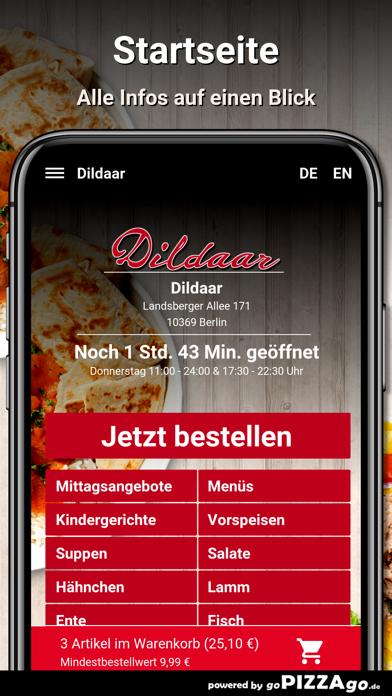 Dildaar-Berlin screenshot 2