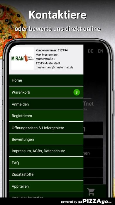 Miran Pizza Döner Gütersloh screenshot 5