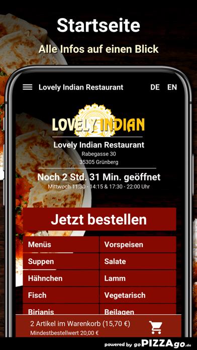 Lovely Indian Grünberg screenshot 4