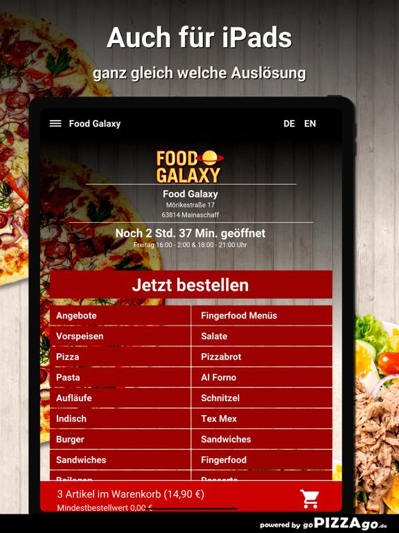 Food-Galaxy Mainaschaff screenshot 7