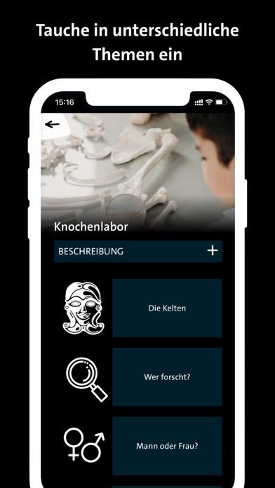 Keltenmuseum Hallein screenshot 3