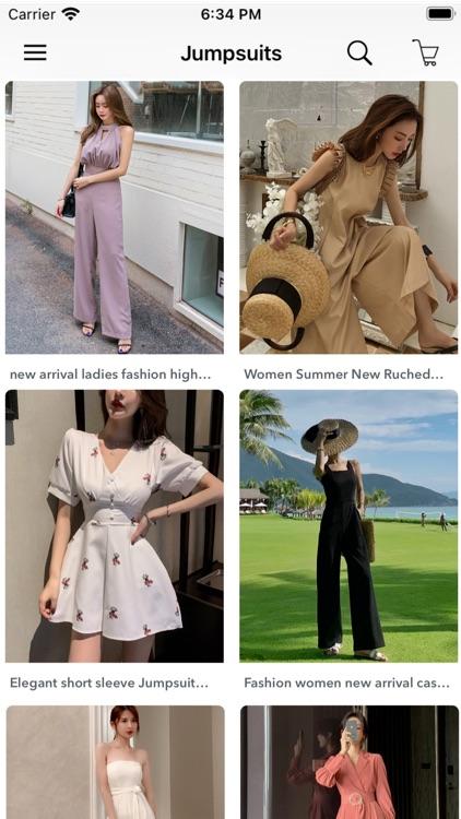Shop Women Clothes Online screenshot-3