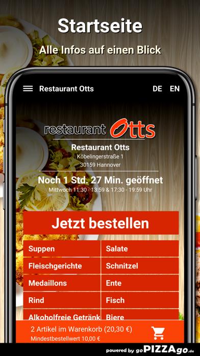 Restaurant Otts Hannover screenshot 2