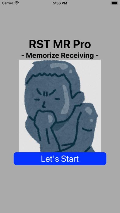 RST MR Pro Screenshot
