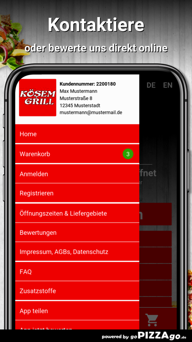 Kösem Grill Geesthacht screenshot 3