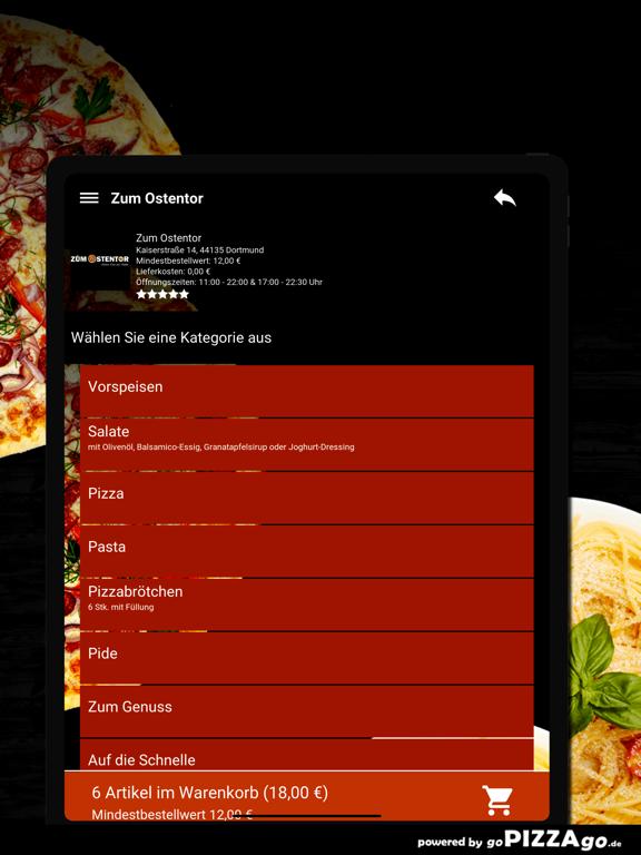 Zum Ostentor Essen bestellen screenshot 8