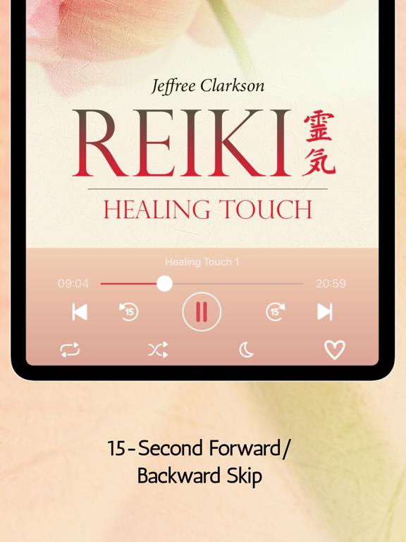 Reiki Healing Touch screenshot 15