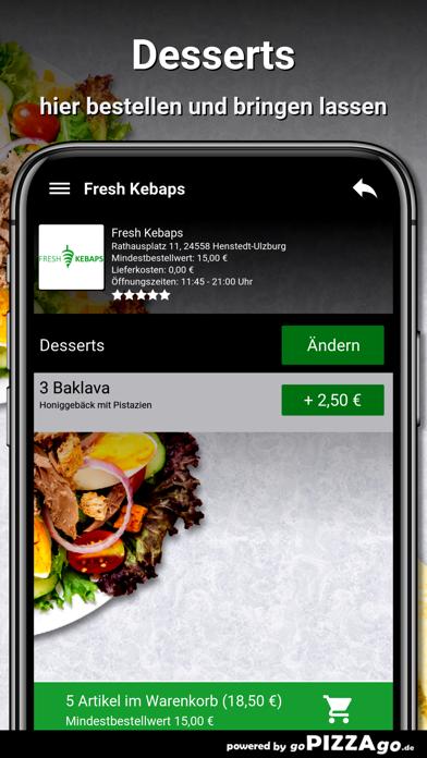 Fresh Kebaps Henstedt-Ulzburg screenshot 6