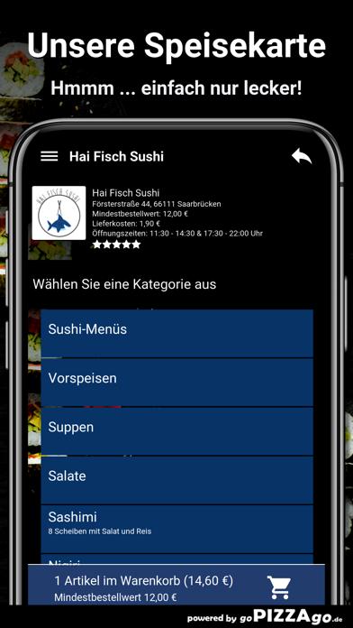 Hai Fisch Sushi Saarbrücken screenshot 4