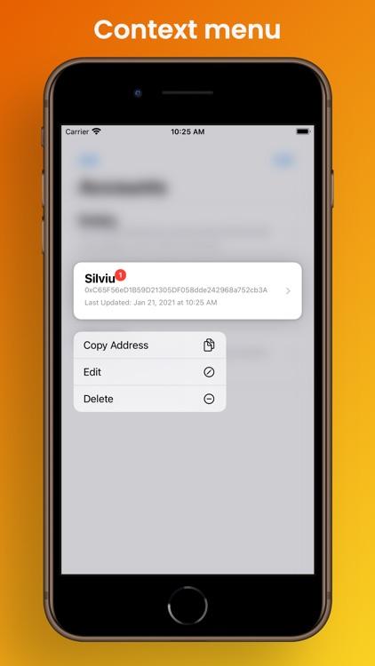 Binance Smart Chain Explorer screenshot-7
