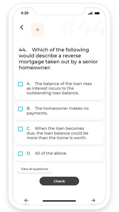 O-Prep | SAFE MLO Prep Exams Screenshot