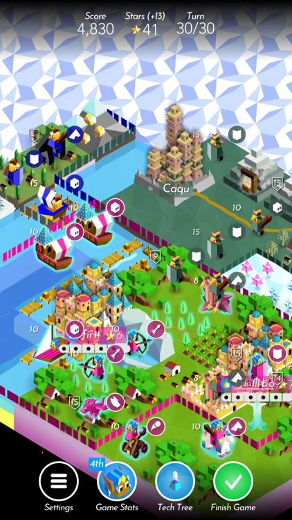 The Battle of Polytopia screenshot-6