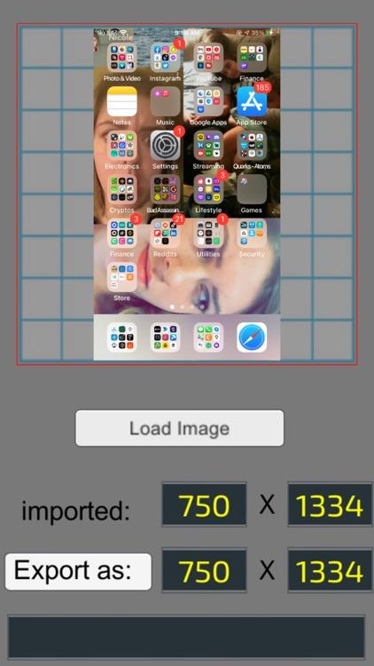 Pixel Resizer screenshot-0