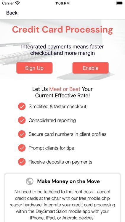 DaySmart Salon Software screenshot-4
