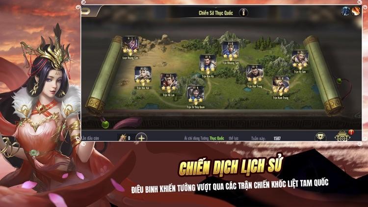 Tân Tam Quốc - iTap screenshot-8
