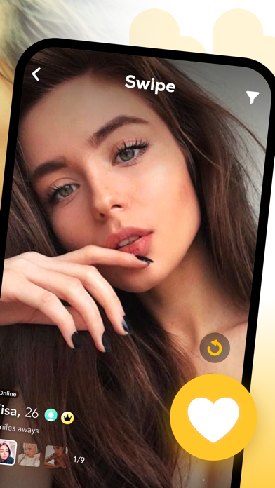 BOO Dating: Chat & Meet People Screenshot