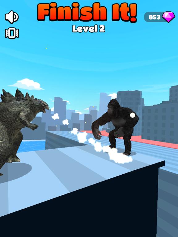 Kaiju Runのおすすめ画像5