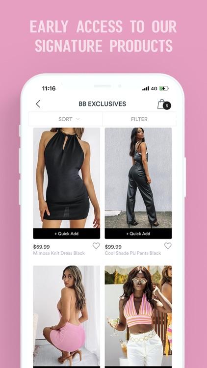 Beginning Boutique US screenshot-4