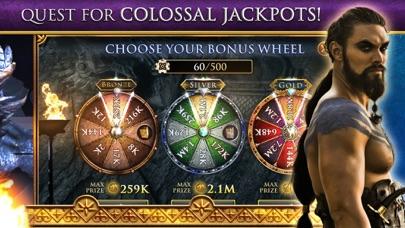 Game of Thrones Slots Casinoのおすすめ画像2