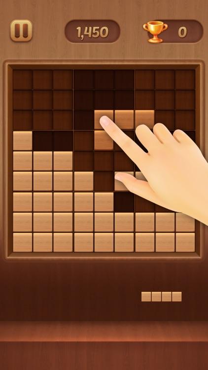 Block Puzzle Wood Sudoku Style