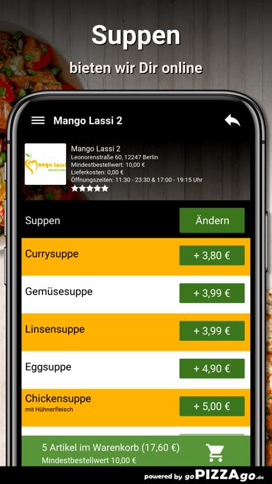 Mango Lassi 2 Berlin screenshot 5
