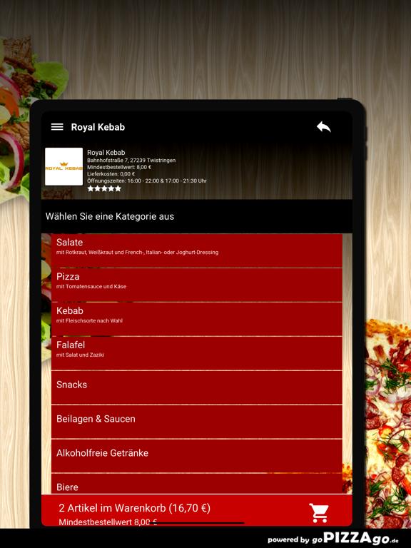 Royal Kebab Twistringen screenshot 8