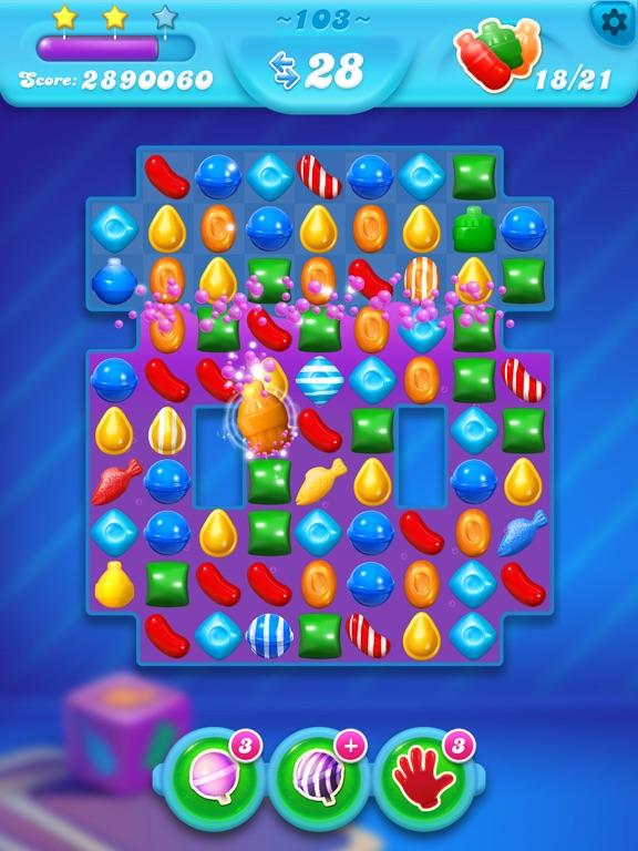 Candy Crush Soda Saga iPad app afbeelding 3