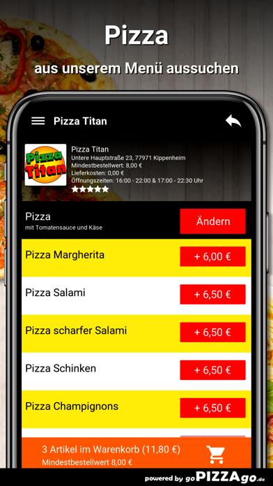 Pizza Titan Kippenheim screenshot 5