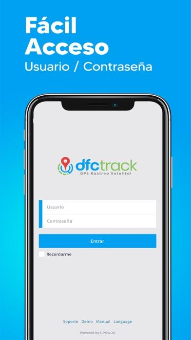 DFC Track screenshot 3