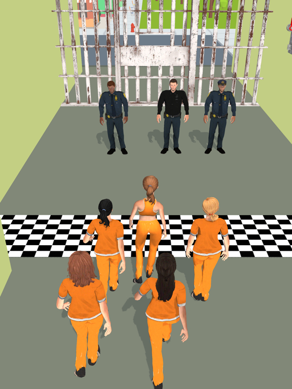 Prison Rush screenshot 5