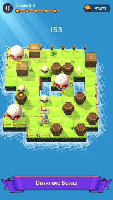Puzzle Battle: The Hunterのおすすめ画像3