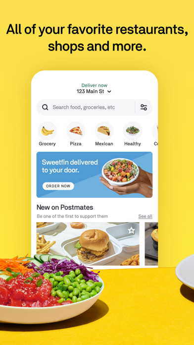 Download Postmates - Fast Delivery for Android