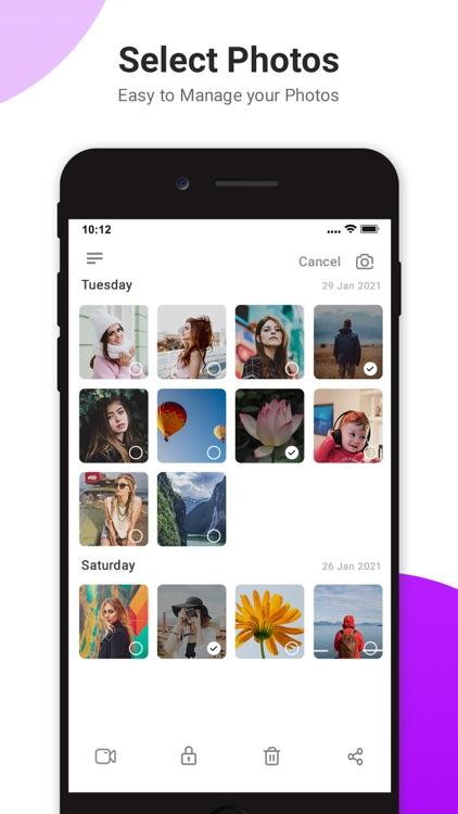 App Lock - Hide Photos Videos