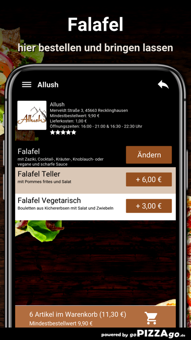 Allush Recklinghausen screenshot 6