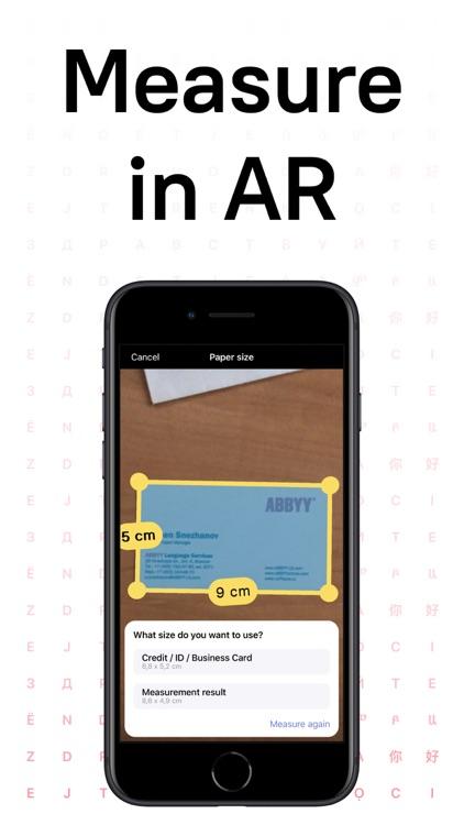 FineReader Pro: PDF Scanner screenshot-7