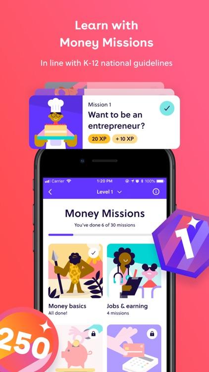 GoHenry: Kids Debit Card & App