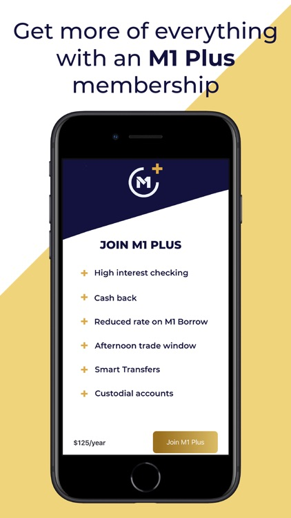 M1 Finance: Yours to build. screenshot-8