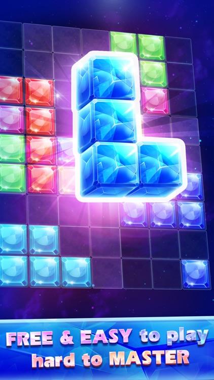 Blokdokus: Space Jewel Blast