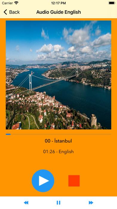 Audio Guide English screenshot 2