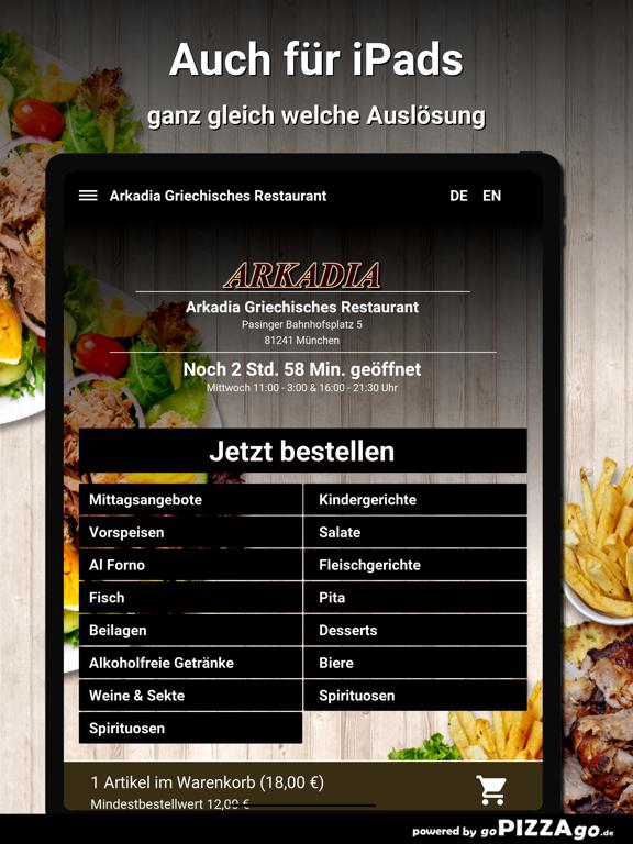 Arkadia München screenshot 7