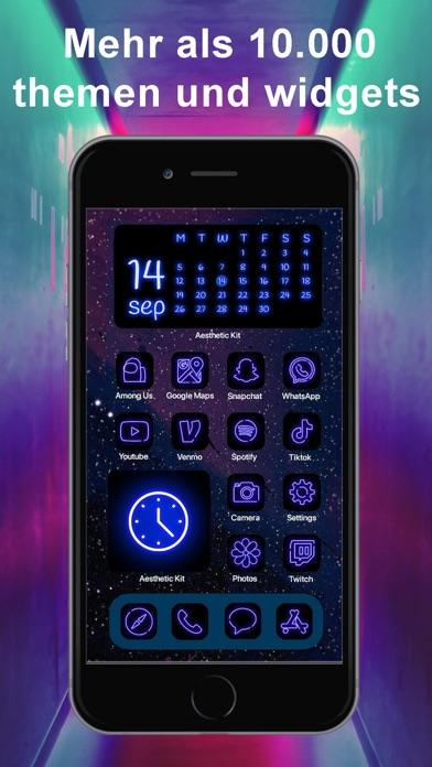 Aesthetic Kit,Icons und MotiveScreenshot von 2
