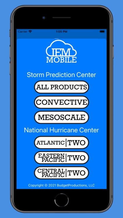 IEM Mobile screenshot-5