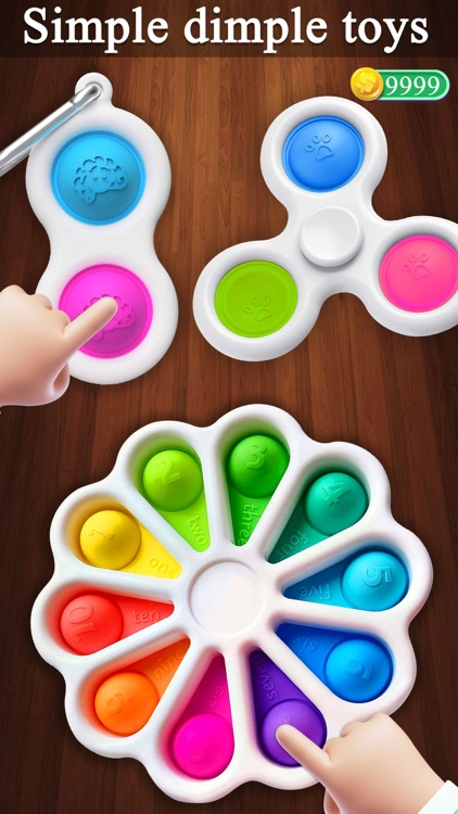 Fidget Box 3D Antistress Toys screenshot-5