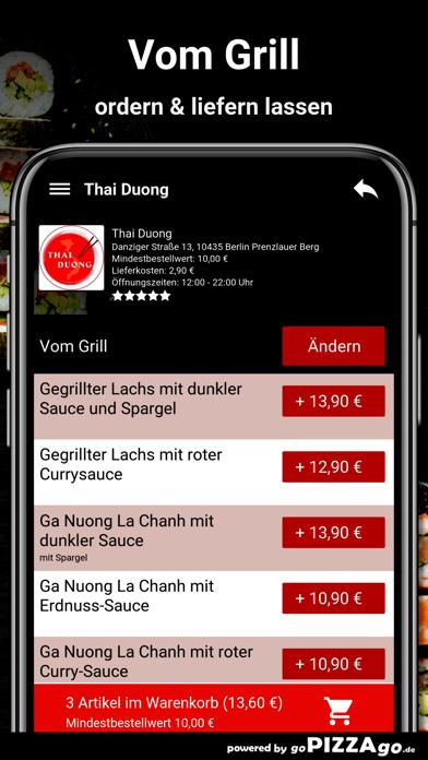 Thai-Duong Berlin screenshot 6