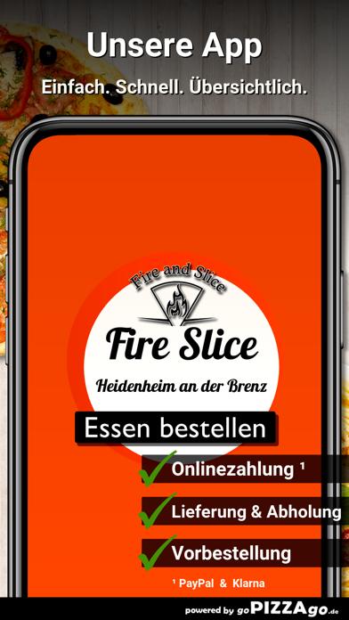 Fire and Slice Heidenheim screenshot 1